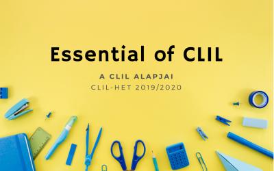 A CLIL alapjai
