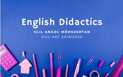 CLIL angol módszertan