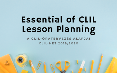 A CLIL-óratervezés alapjai