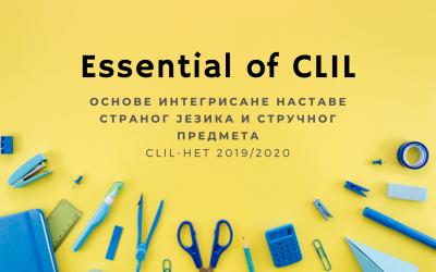 1. део: Основе интегрисане наставе страног језика и стручног предмета
