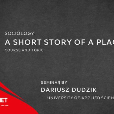 Seminar: A short strory of a place