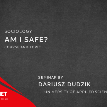 Seminar: Am I safe?