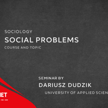 Seminar: Social problems