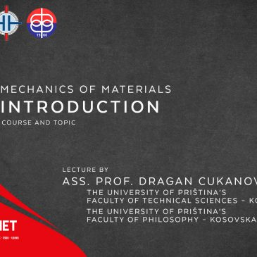 Lecture: Mechanics of Materials: Introduction