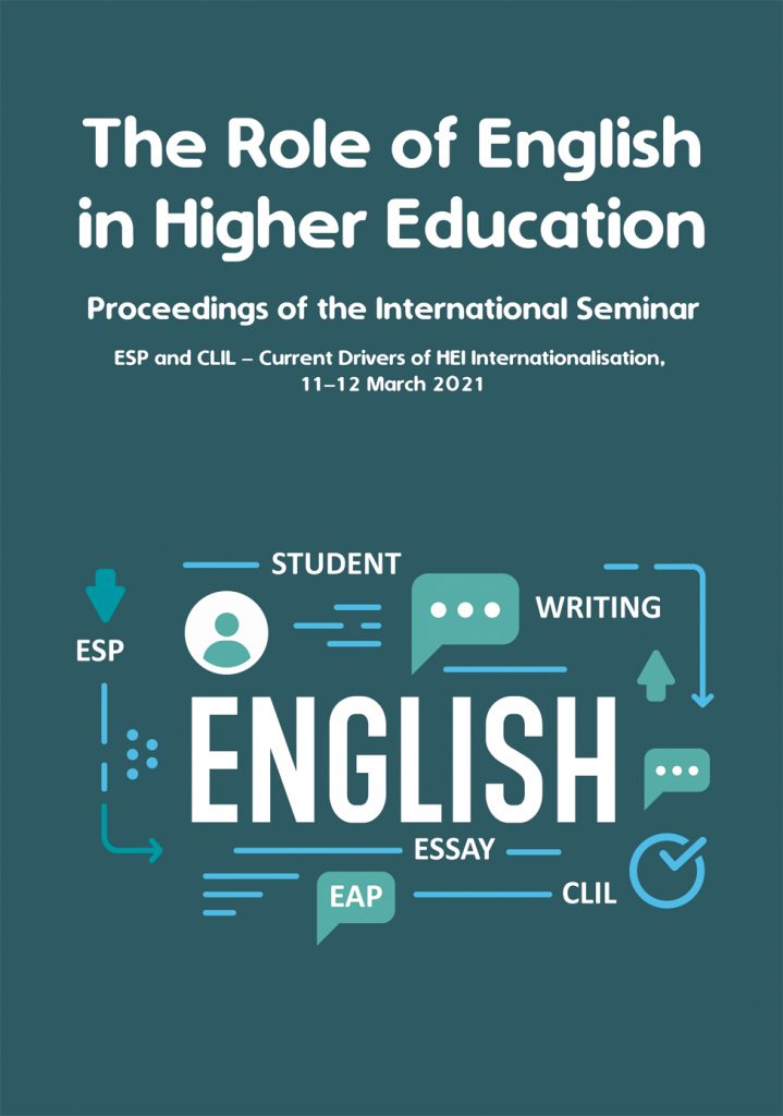 The Role of English in HET